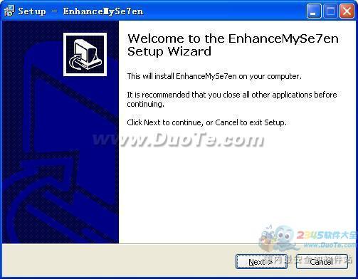 EnhanceMySe7en Free下载