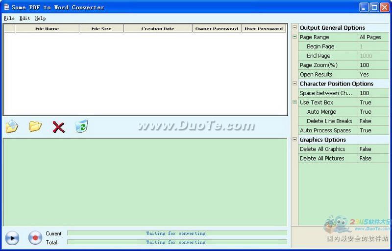 Some PDF to Word Converter下载
