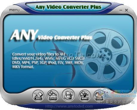 Any Video Converter Plus下载