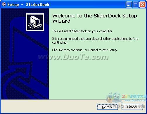 SliderDock下载