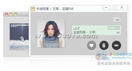 豆瓣FM电台(桌面版) For Mac下载