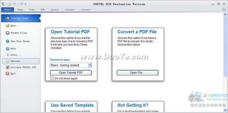 PDF2XL OCR: Convert PDF to Excel下载