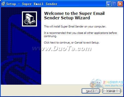 Super Email Sender下载