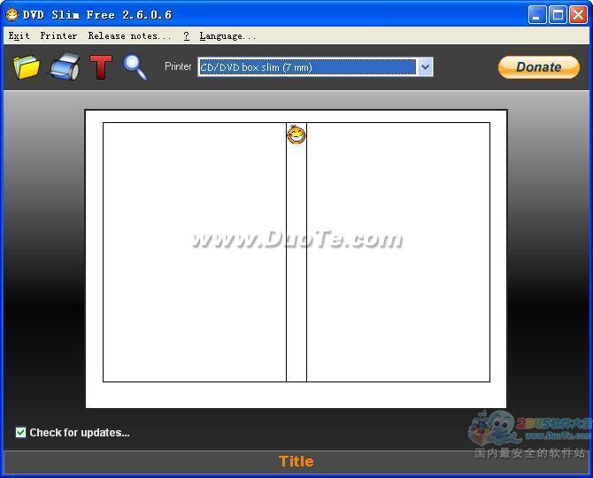 DVD Slim Free Portable下载