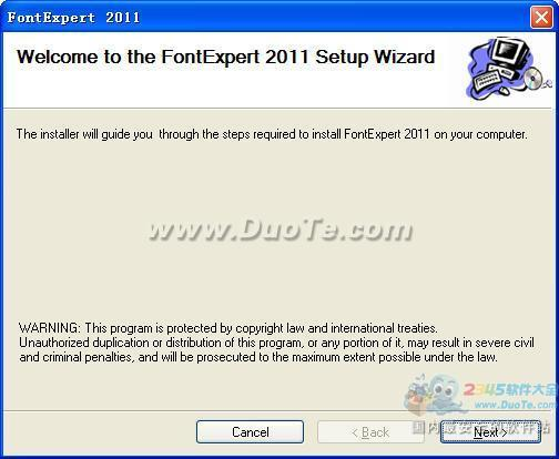 FontExpert 2011下载