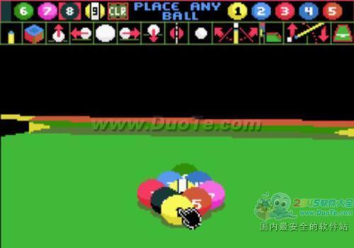 虚拟台球3下载