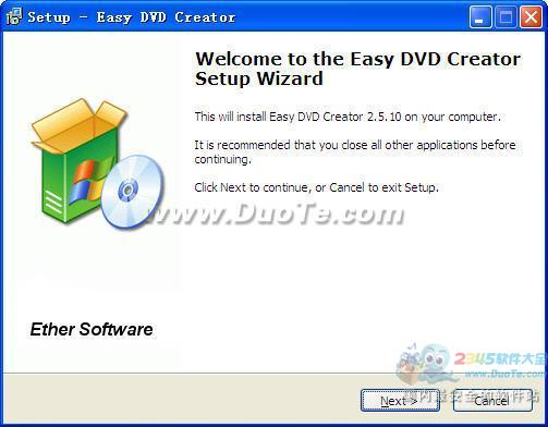Easy DVD Creator下载