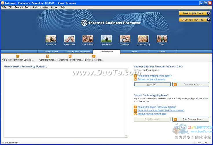 Internet Business Promoter(IBP)下载