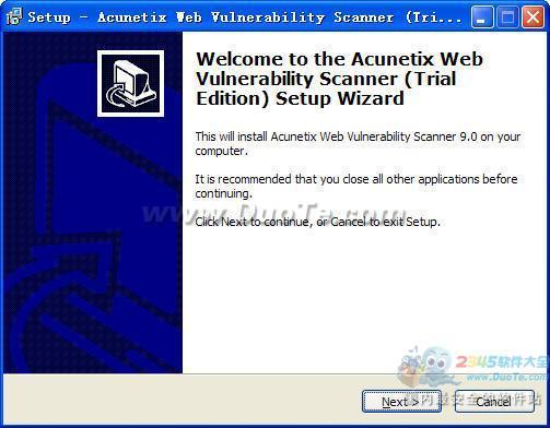 Acunetix Web Vulnerability Scanner下载