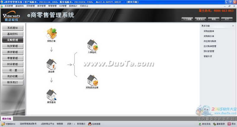 e商零售管理系统软件下载