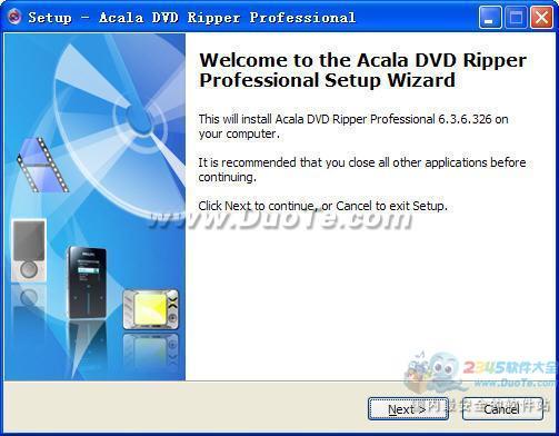 Acala DVD Ripper Professional下载