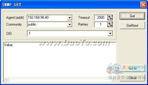 MIB浏览器(MIB Browser)下载