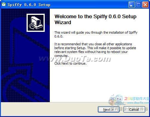 Spiffy(邮件通知程序)下载