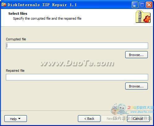 DiskInternals ZIP Repair(zip损坏文件修复工具)下载