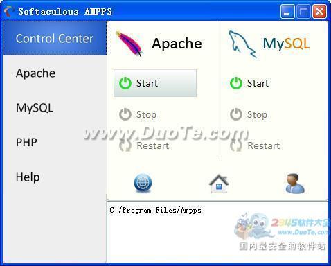 AMPPS (服务器集成包)下载
