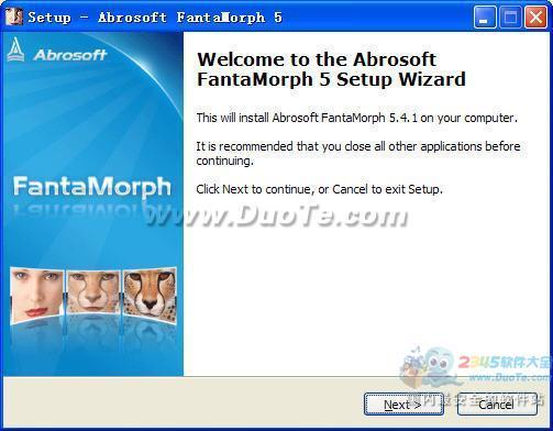 Abrosoft FantaMorph Pro下载
