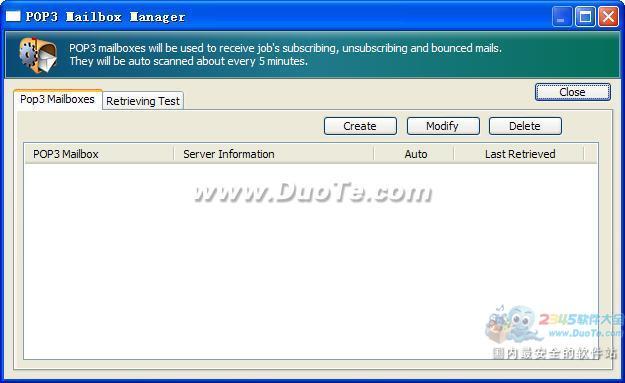 Group Mail Send Engine(邮件群发)下载