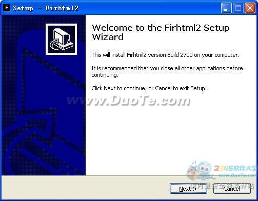 FirHtml2网页编辑器下载