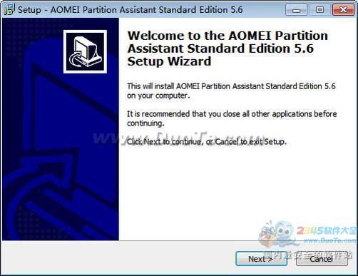 Partition Assistant Standard下载