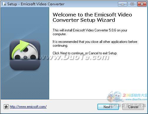 Emicsoft Video Converter下载