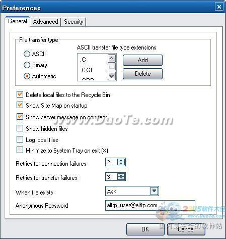 ALFTP下载