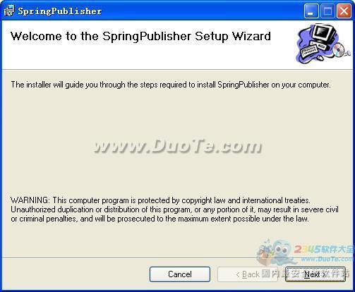 SpringPublisher下载