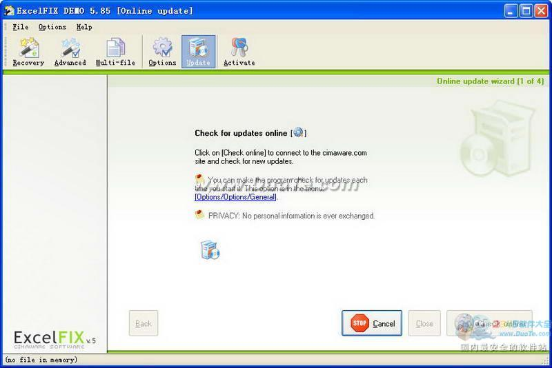 ExcelFIX Excel File Recovery下载