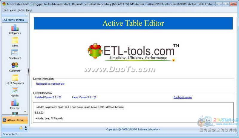 Active Table Editor下载