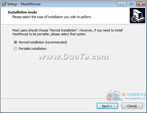 Neat Mouse(键盘仿真鼠标)下载