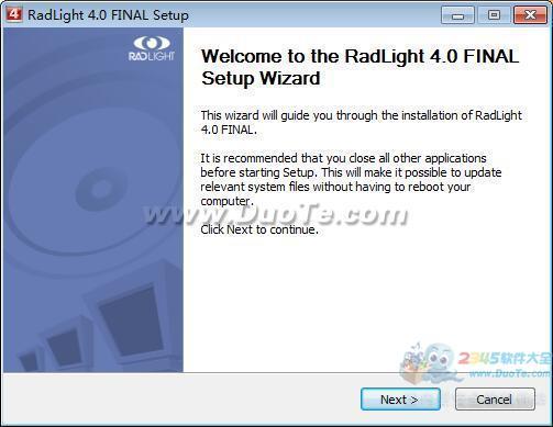RadLight(媒体播放工具)下载