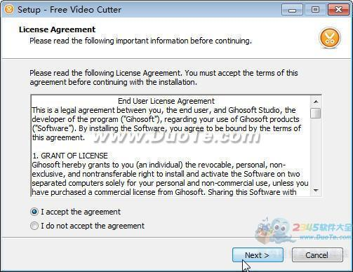 Gihosoft免费视频分割软件下载