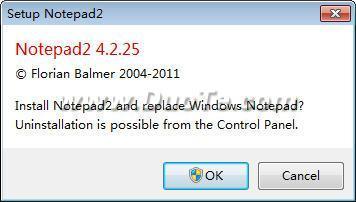 Notepad2下载