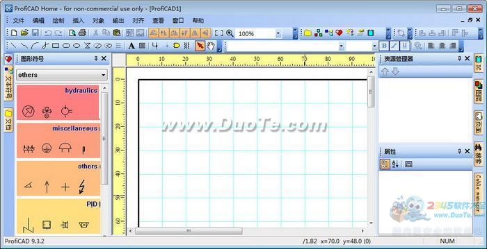 ProfiCAD (电气原理图绘制软件)下载