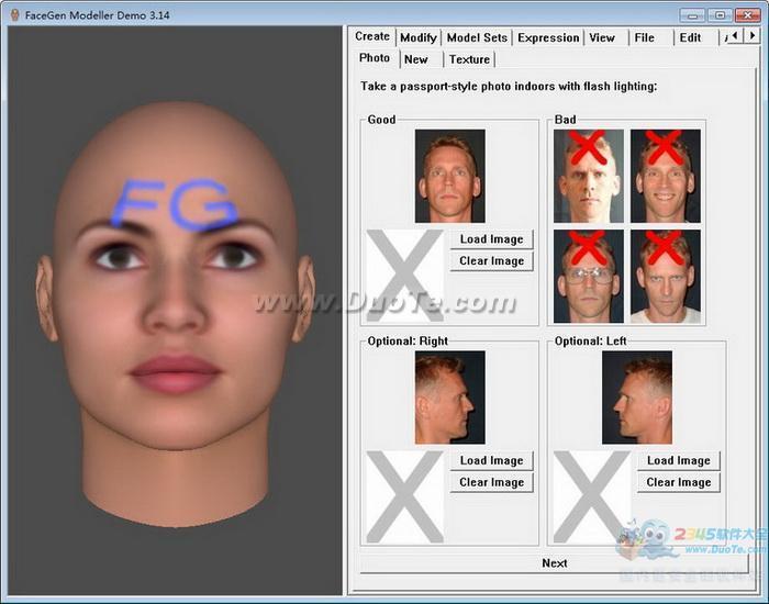 FaceGen Modeller下载