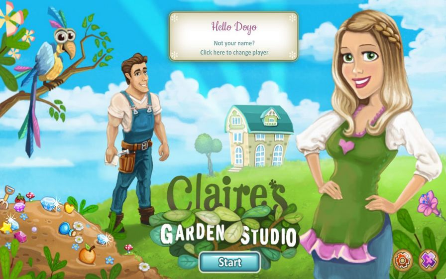 克莱尔的花园工作室下载