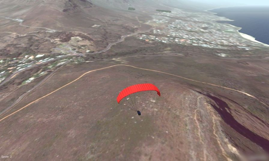3D滑翔降落伞下载