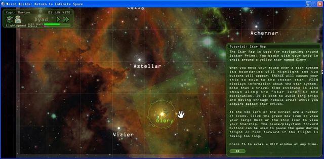 奇异世界:重返无尽的太空下载