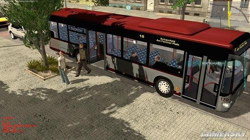 巴士模拟2012下载