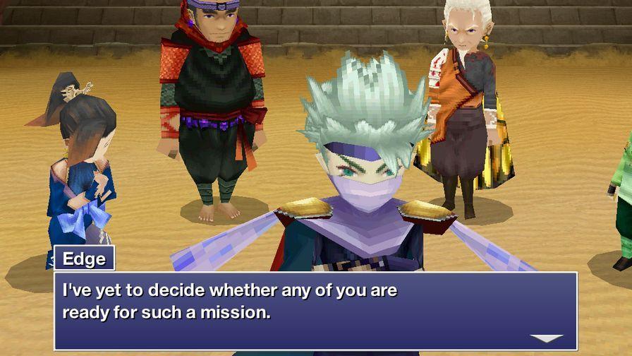 最终幻想4:月之归还下载