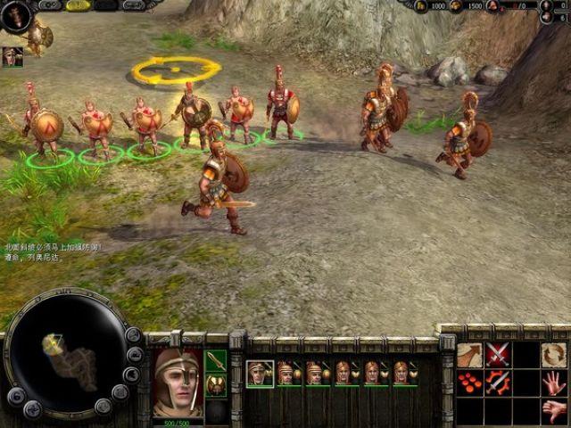 斯巴达:古代战争下载