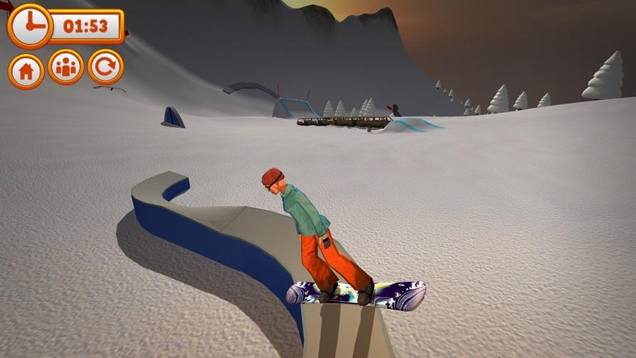 疯狂自由滑板下载