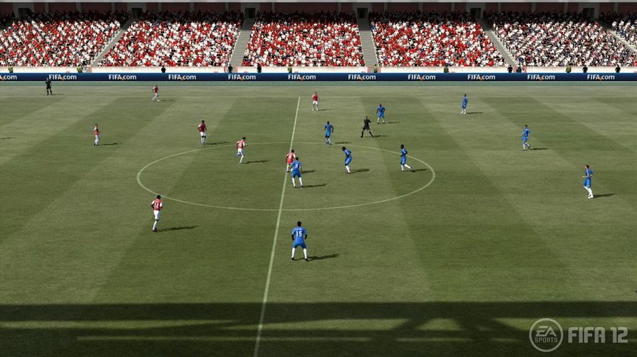 FIFA 12下载