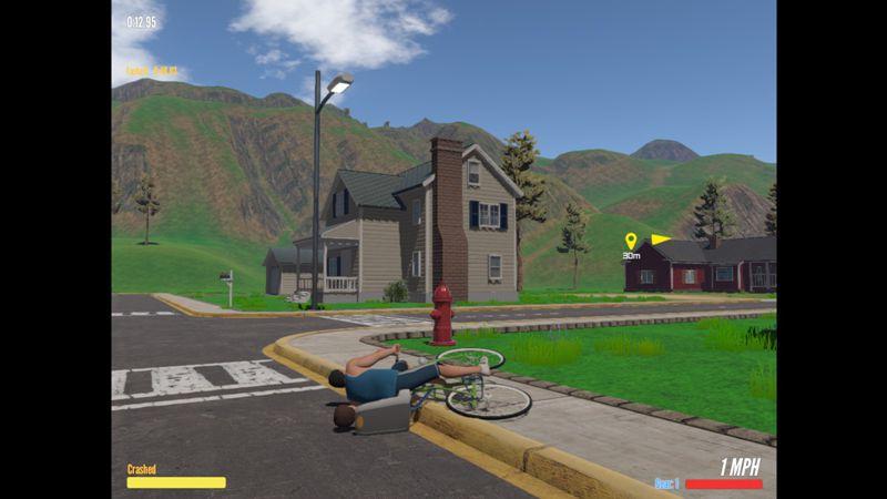 死亡独轮车3D下载