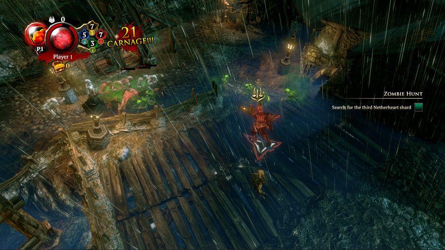 霸王:邪恶联盟下载