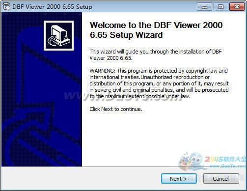 DBF Viewer下载