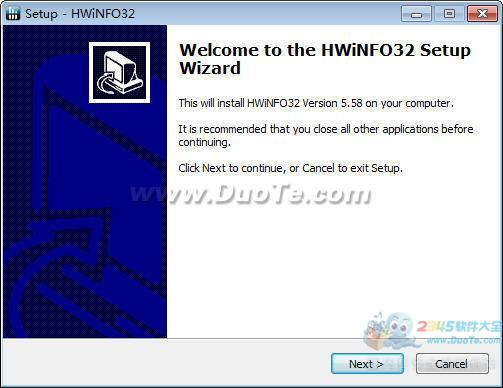 HWINFO32(硬件检测)下载
