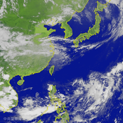 Taiwan Weather Satellite 台湾气象卫星
