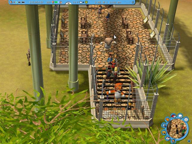 过山车大亨3:水上乐园+野生动物园