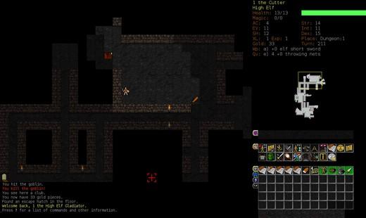 深入地下城之石头汤