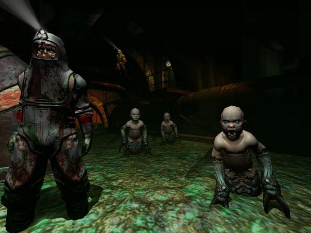 毁灭战士3:邪恶复苏